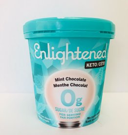 Enlightened Enlightened Keto Ice Cream - Mint Chocolate