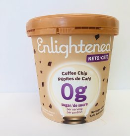 Enlightened Enlightened Keto Ice Cream - Coffee Chip
