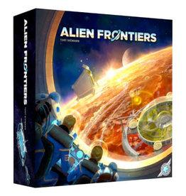 Game Salute Alien Frontiers