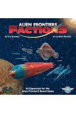 Game Salute Alien Frontiers Factions Expansion