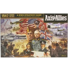 Avalon Hill Axis and Allies 1942 2nd Edition