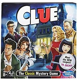 Hasbro Gaming Clue: The Classic Mystery Game (refresh)