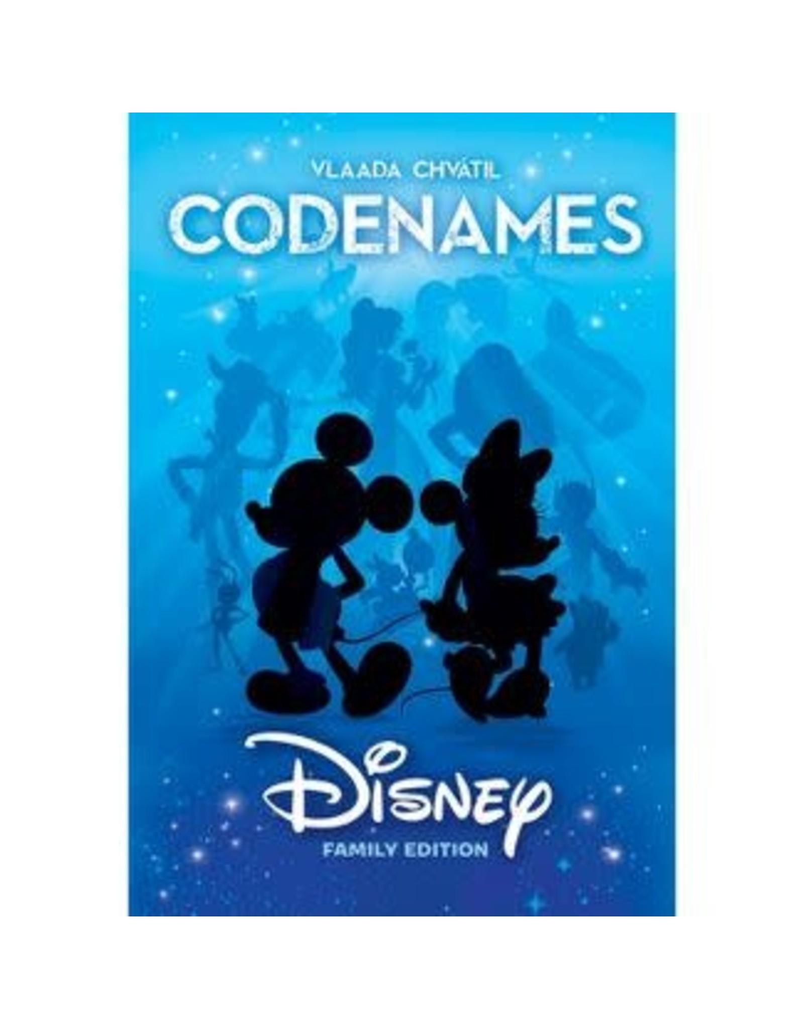 Czech Games Edition Codenames: Disney Family