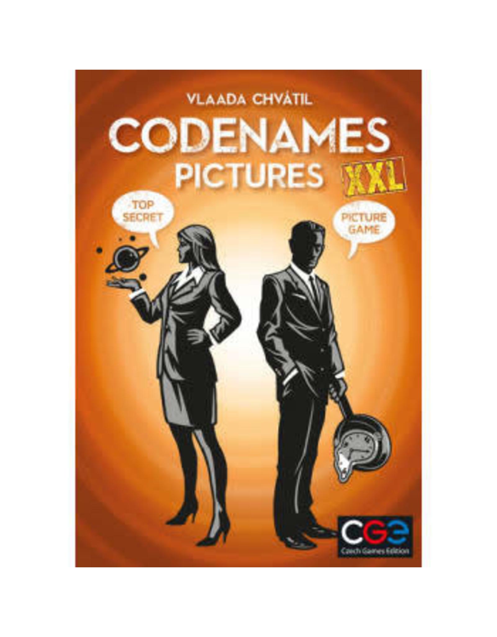 Czech Games Edition Codenames Pictures XXL