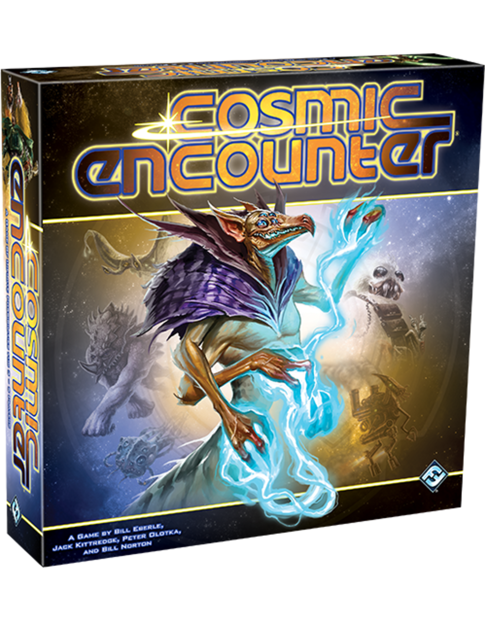 Fantasy Flight Games Cosmic Encounter: 42nd Anniversary Edition
