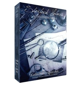 Asmodee Sherlock Holmes: Consulting Detective - Carlton House and Queen's Park (stand alone)