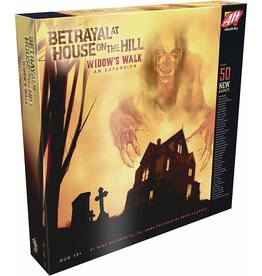 Avalon Hill Betrayal at House on the Hill Widow's Walk