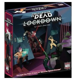 Alderac Entertainment Group The Captain is Dead: Lockdown