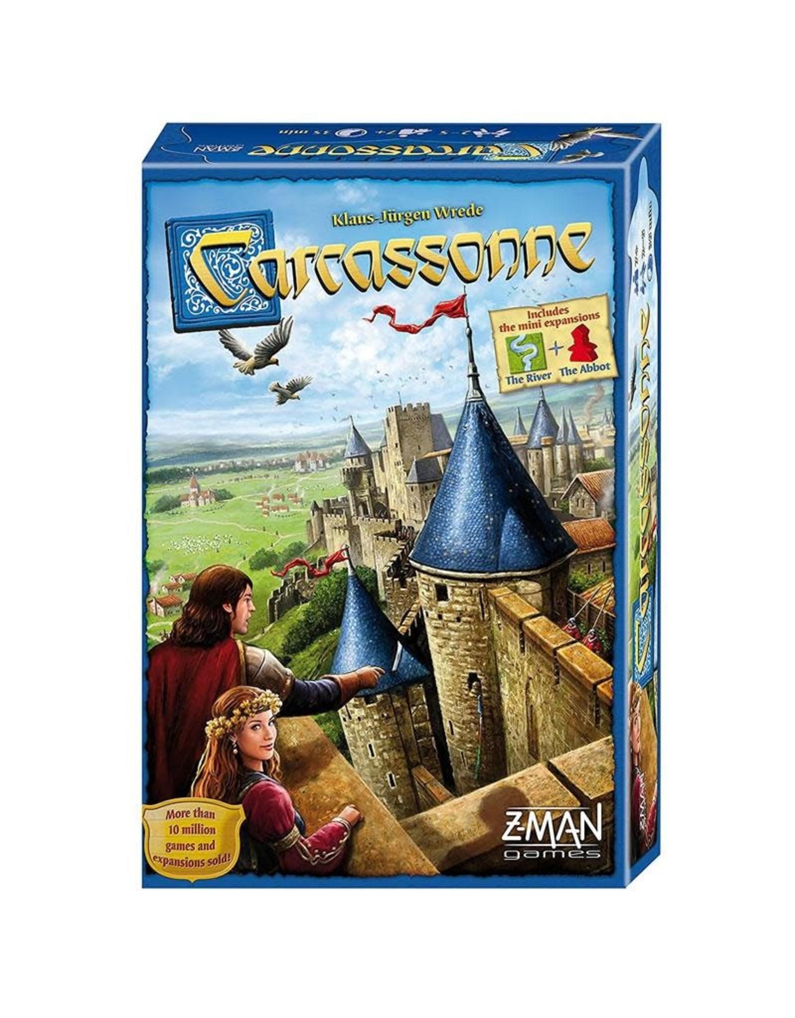 Z-Man Games Carcassonne: Basic Game