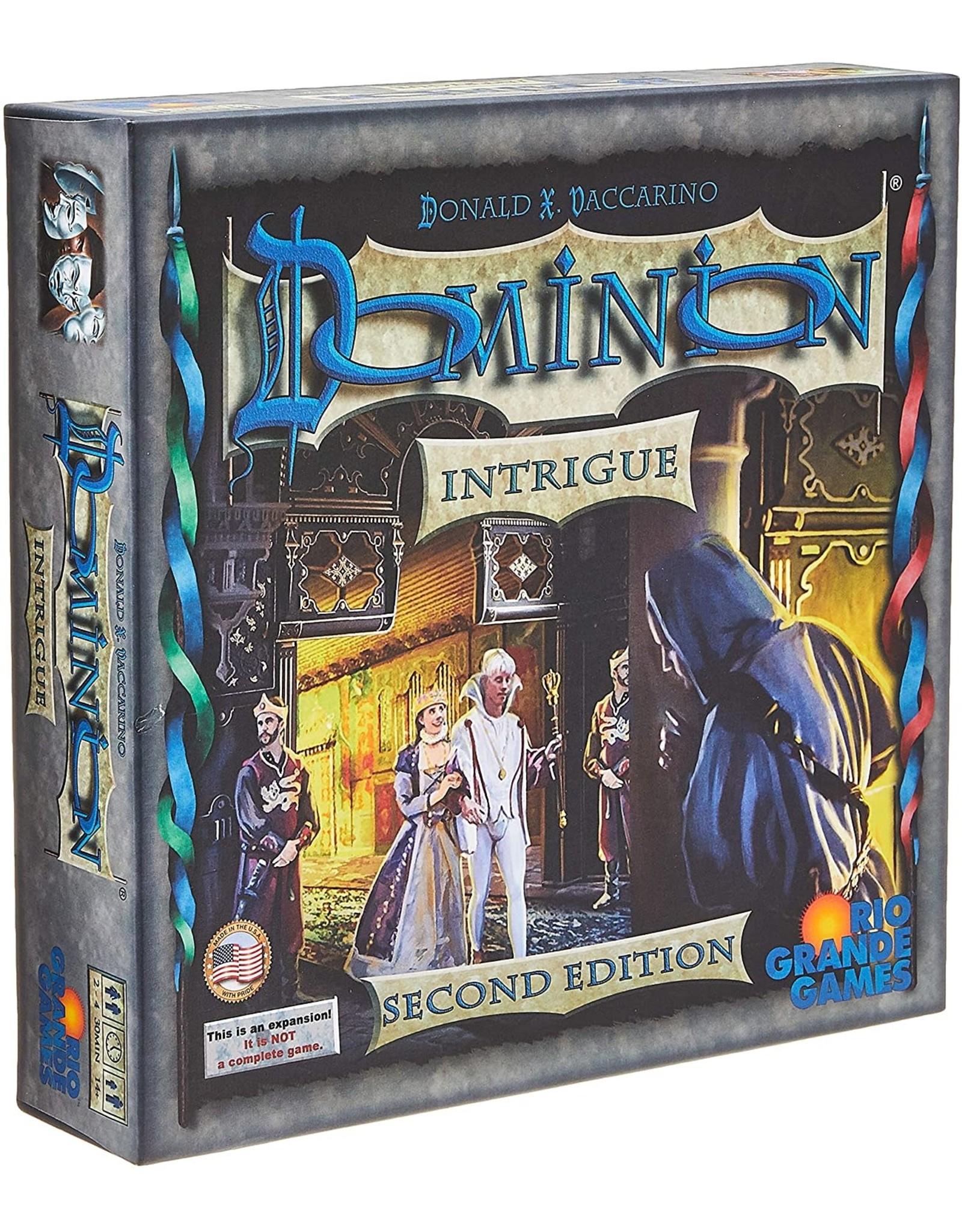 Rio Grande Games Dominion: Intrigue, 2nd Edition