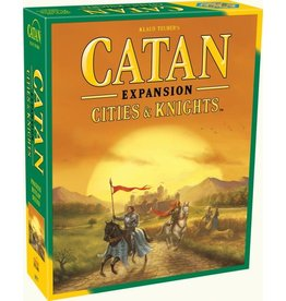 Catan Studio Catan: Cities and Knights Game Expansion
