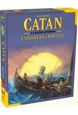 Catan Studio Catan: Explorers and Pirates 5-6 Player Extension