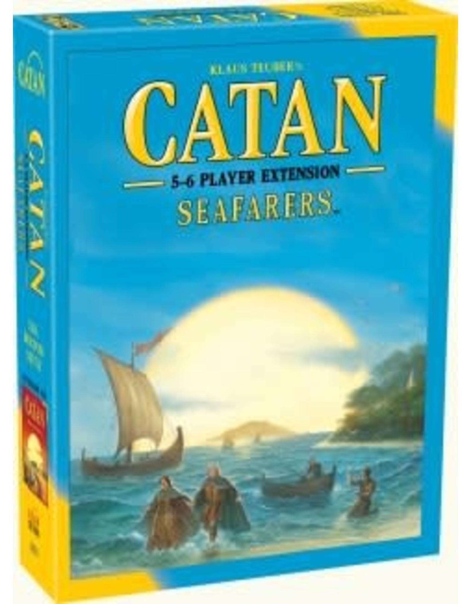 Catan Studio Catan: Seafarers 5-6 Player Extension