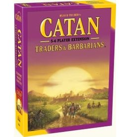 Catan Studio Catan: Traders and Barbarians 5-6 Player Extension