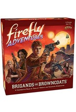 GaleForce Nine Firefly Adventures: Brigands and Browncoats