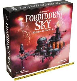 Gamewright Forbidden Sky Height of Danger