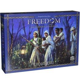 Academy Games Freedom The Underground Railroad