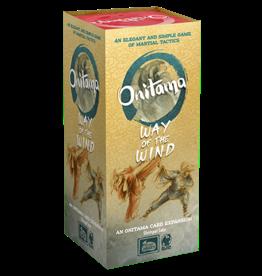 Arcane Wonders Onitama: Way of the Wind Expansion