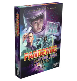 Z-Man Games Pandemic: In The Lab Expansion