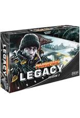 Z-Man Games Pandemic: Legacy Season 2 - Black (stand alone)