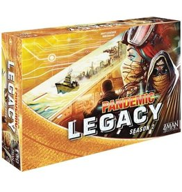 Z-Man Games Pandemic: Legacy Season 2 - Yellow (stand alone)