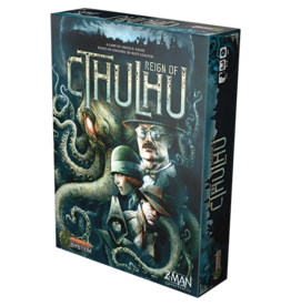 Z-Man Games Pandemic: Reign of Cthulhu (stand alone)