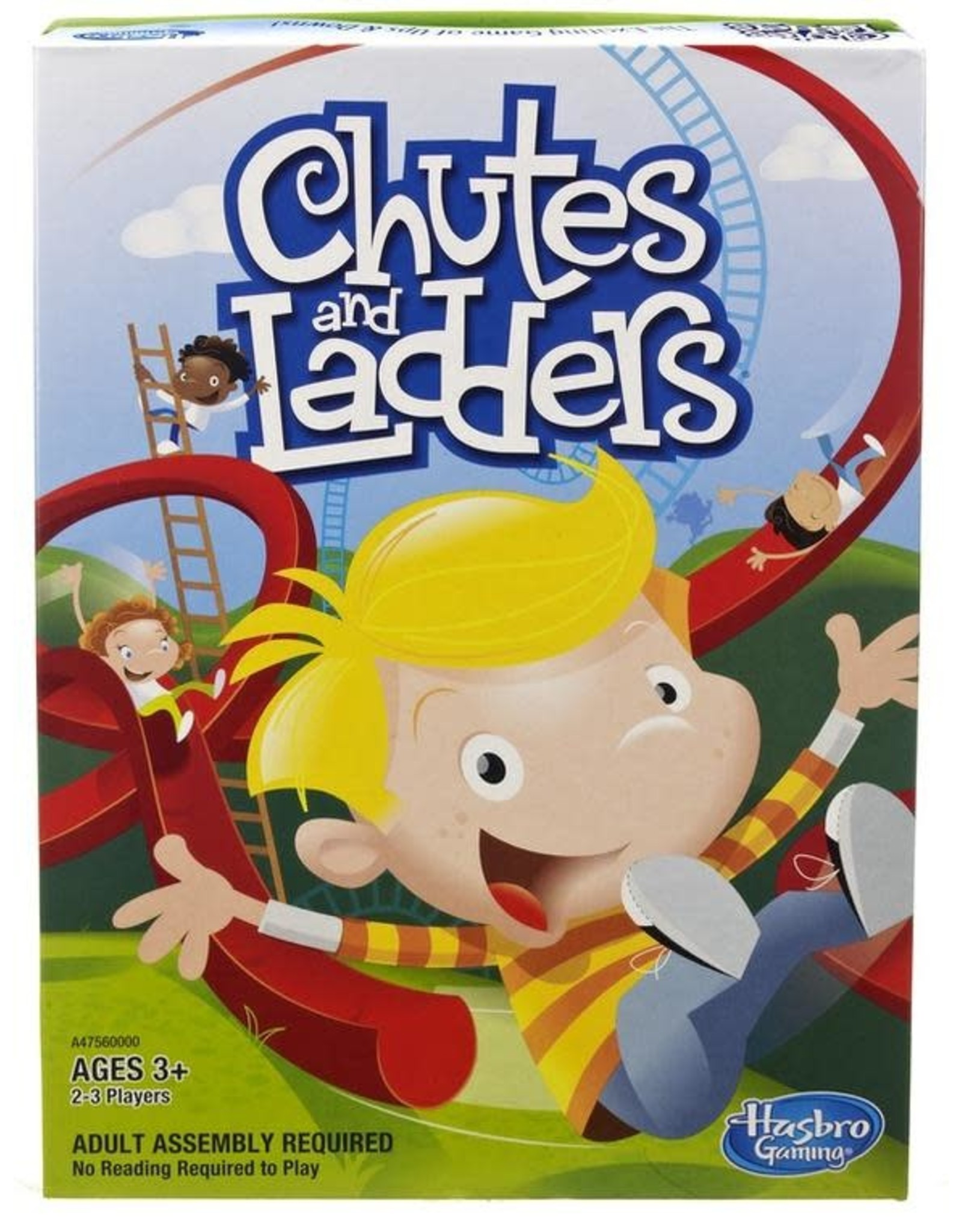 Hasbro Gaming Chutes and Ladders Classic