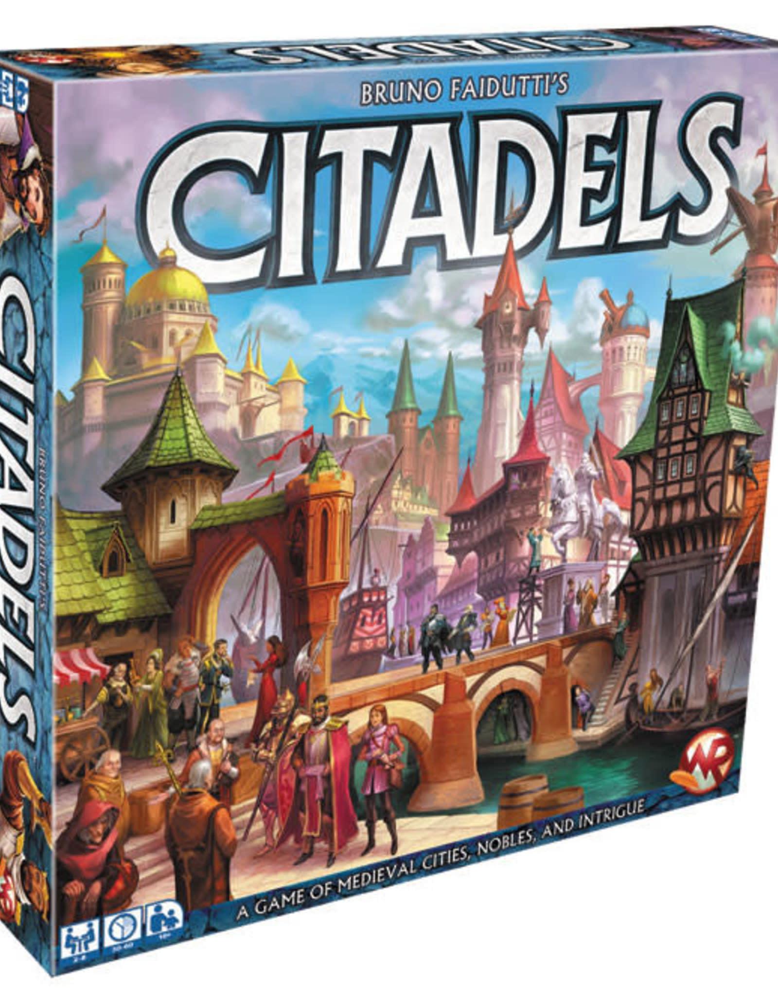 Asmodee Citadels (2016 Edition)