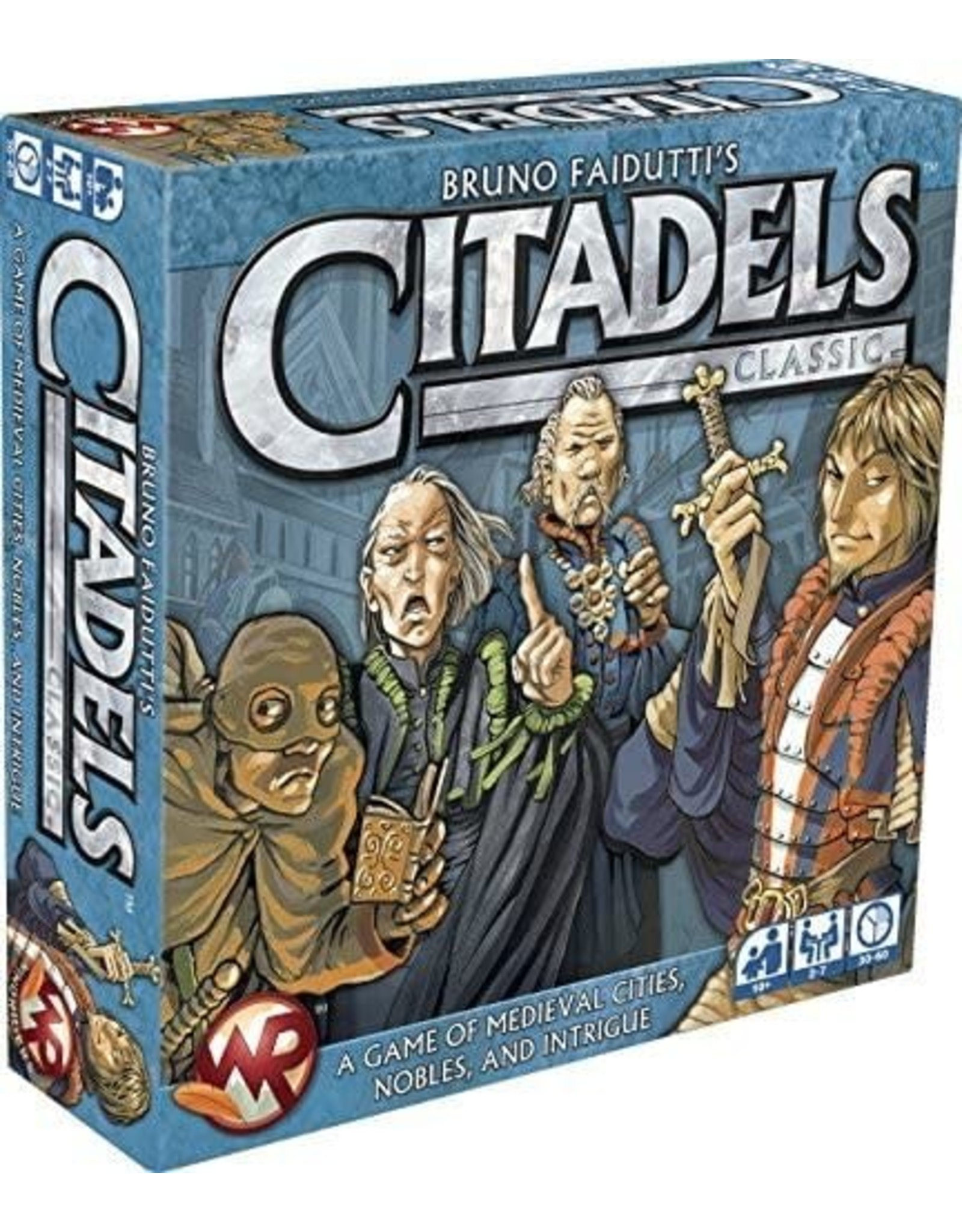 Z-Man Games Citadels: Classic