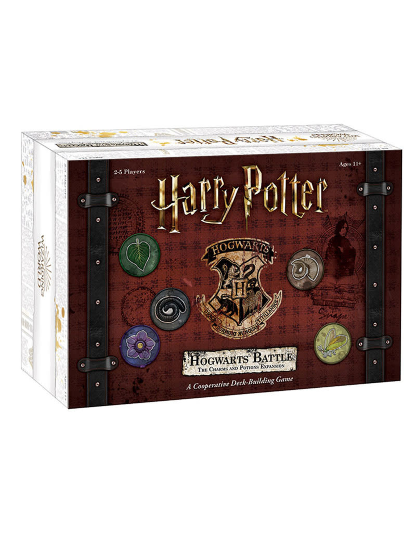 USAopoly Harry Potter Hogwarts Battle Charms and Potions