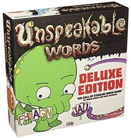 Playroom Entertainment Unspeakable Words Deluxe
