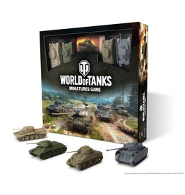 GaleForce Nine World of Tanks Miniature Game