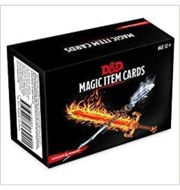 Wizards of the Coast Magic Item Cards