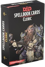 Wizards of the Coast Cleric Deck - 2018 Edition