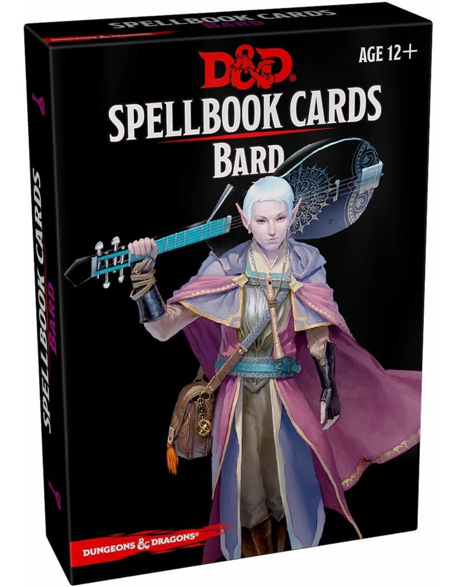 Wizards of the Coast Bard Deck - 2018 Edition
