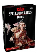 Wizards of the Coast Druid Deck - 2018 Edition