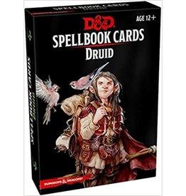 Wizards of the Coast Spellbook Cards: Druid