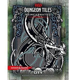 Wizards of the Coast DnD Dungeon Tiles Reincarnated  City