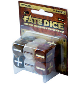 Evil Hat Productions Fate Core Dice: Antiquity Dice