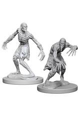 WizKids D&D Unpainted Miniature Ghouls