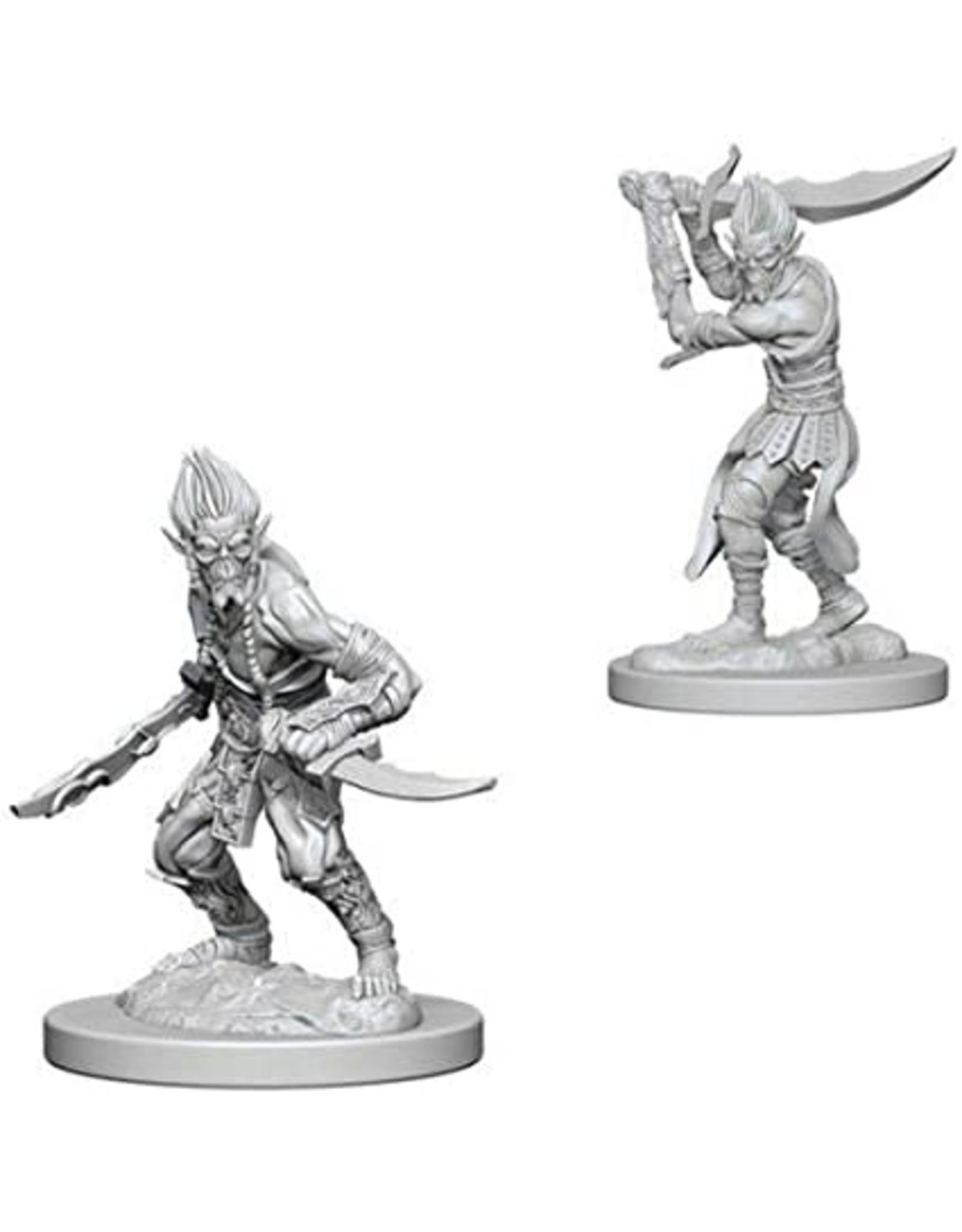 WizKids D&D Unpainted Miniature Githyanki
