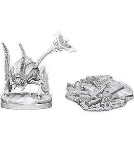 WizKids Dungeons & Dragons Nolzur's Marvelous Unpainted Miniatures: W5 Rust Monster