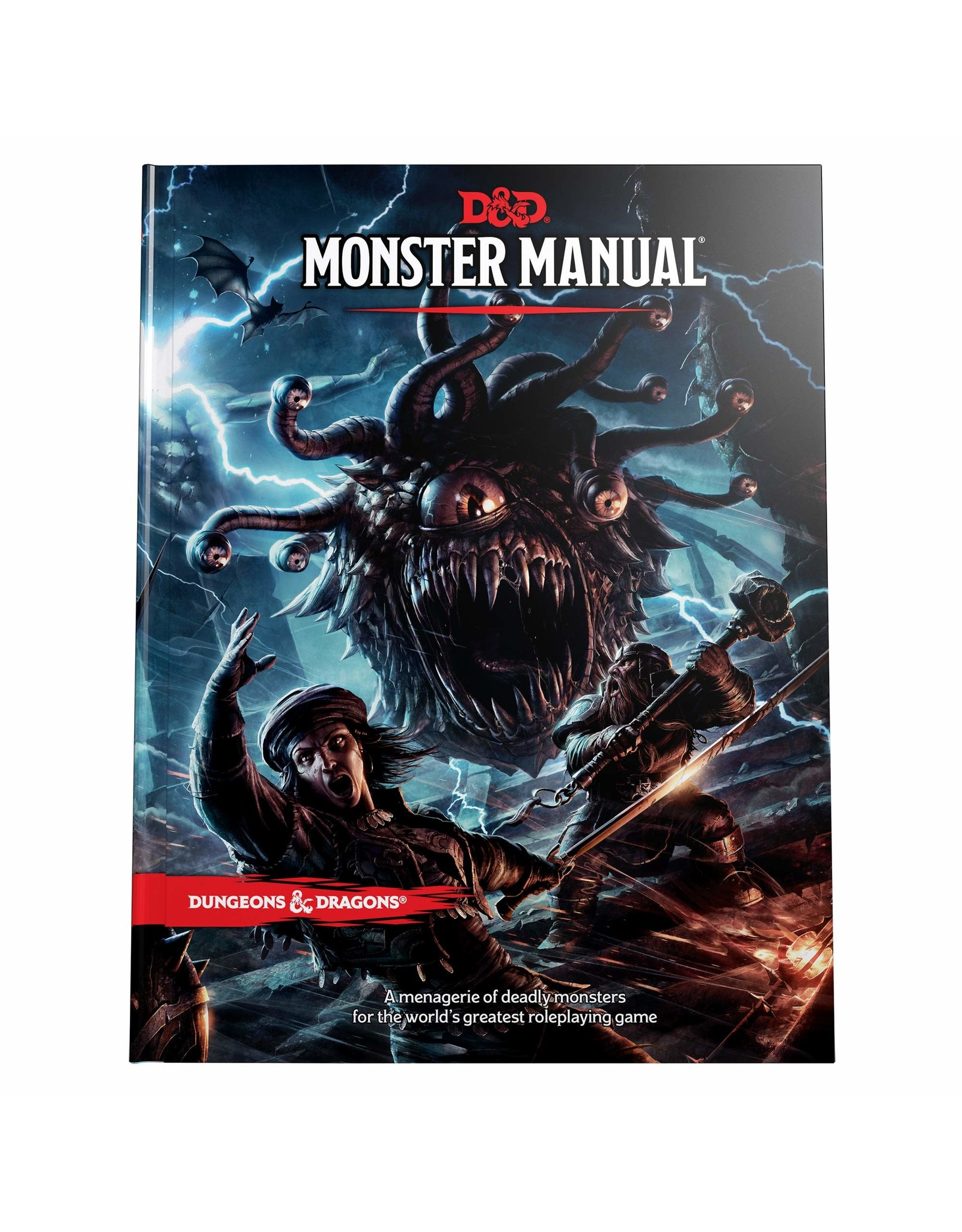 Wizards of the Coast DnD 5th Edition Monster Manual