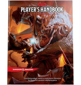 Wizards of the Coast D&D 5th Edition Player's Handbook
