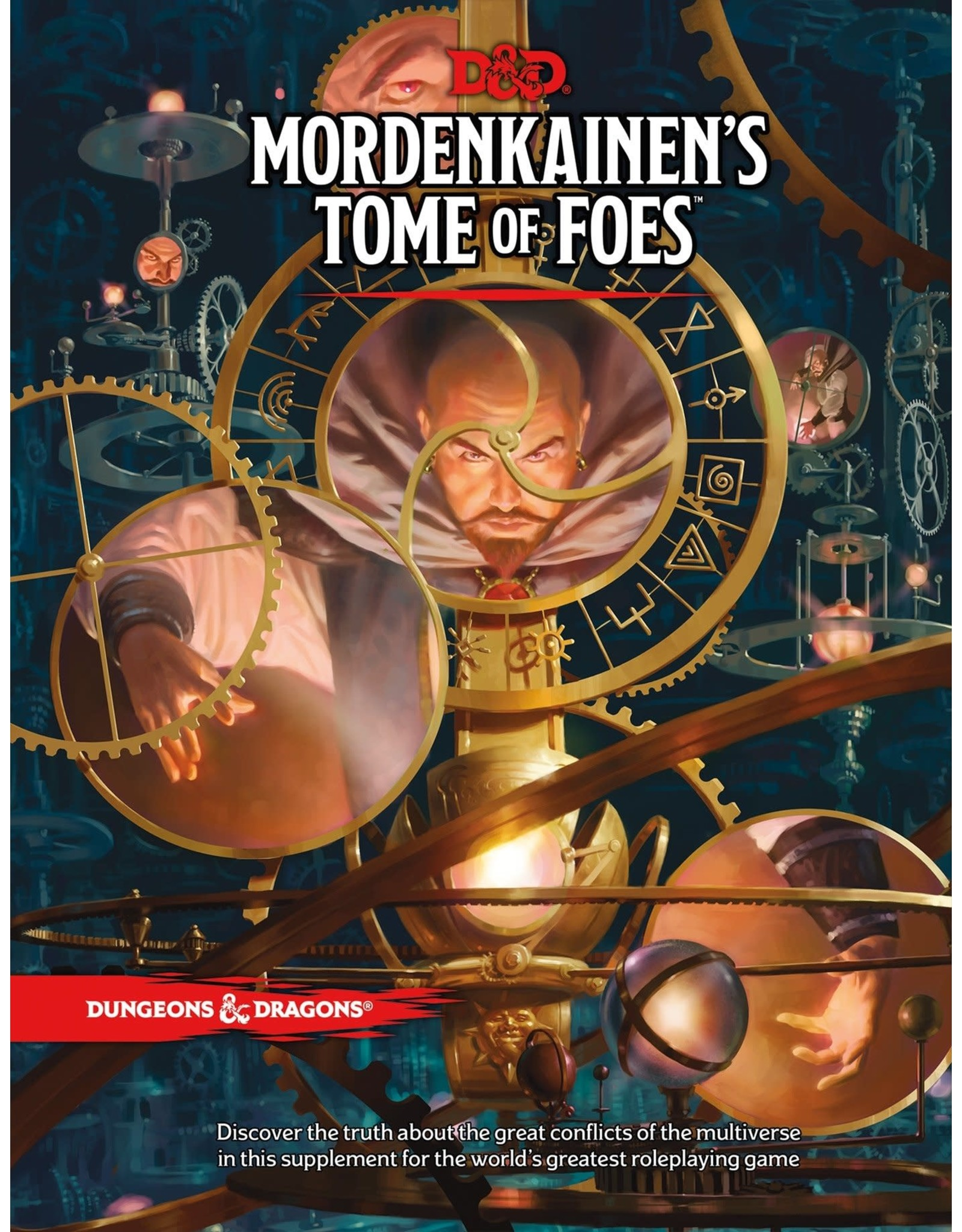Wizards of the Coast DnD 5th Edition Mordenkainen's Tome of Foes