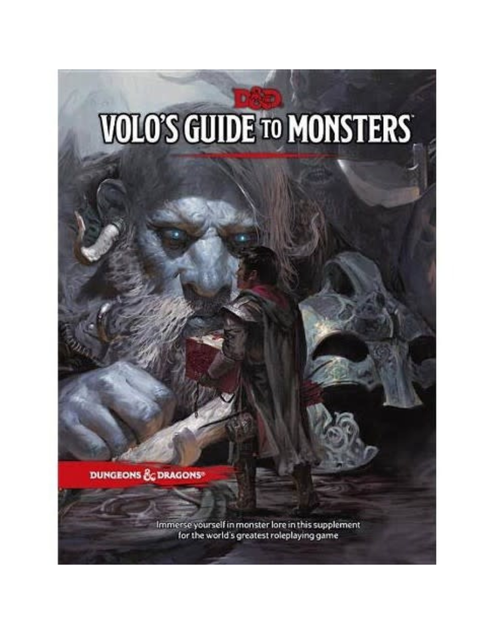 Wizards of the Coast DnD 5th Edition Volo's Guide to Monsters