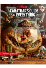 Wizards of the Coast DnD 5th Edition Xanathar's Guide to Everything