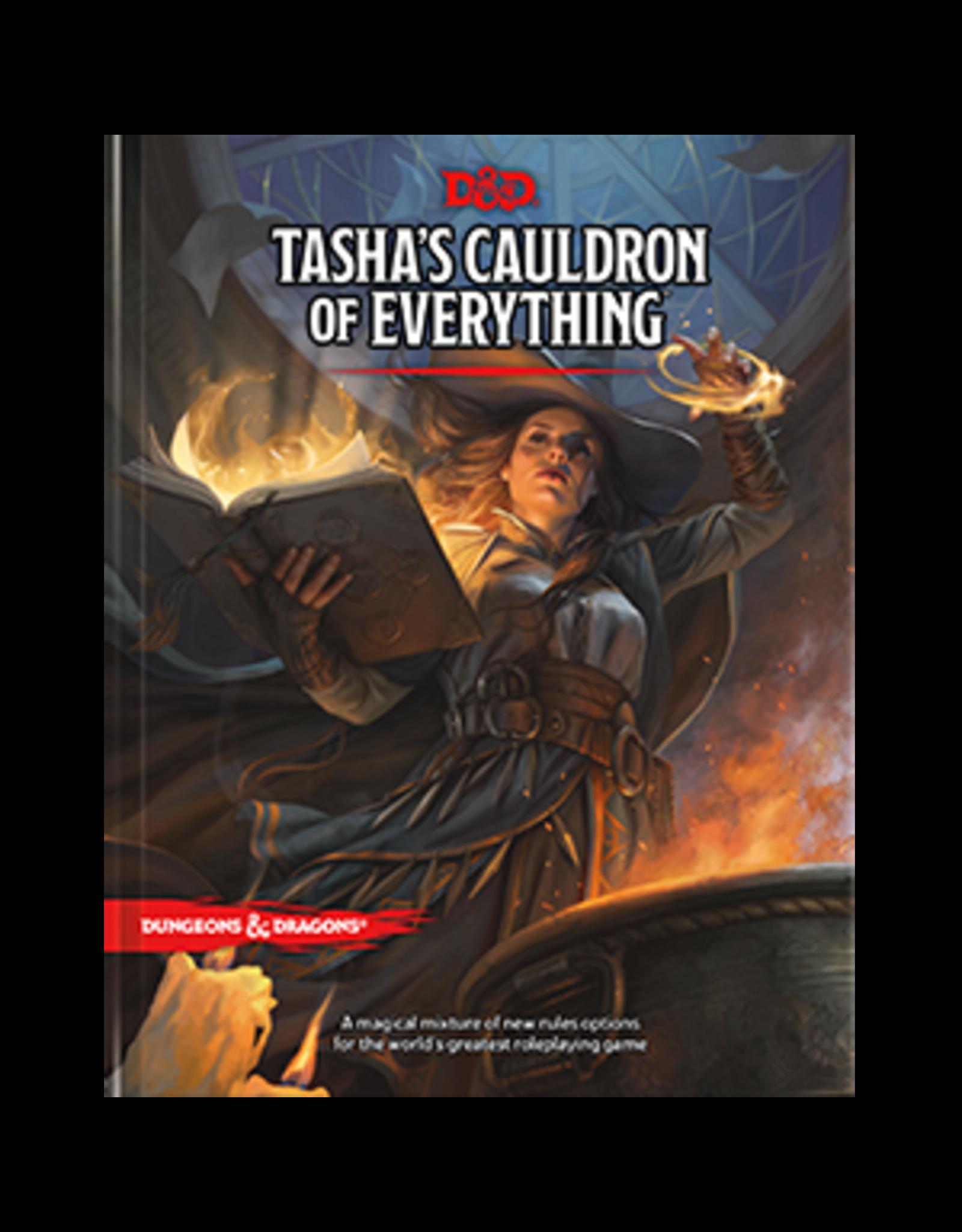 Wizards of the Coast D&D Tasha's Cauldron of Everything