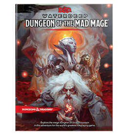 Wizards of the Coast Waterdeep: Dungeon of the Mad Mage