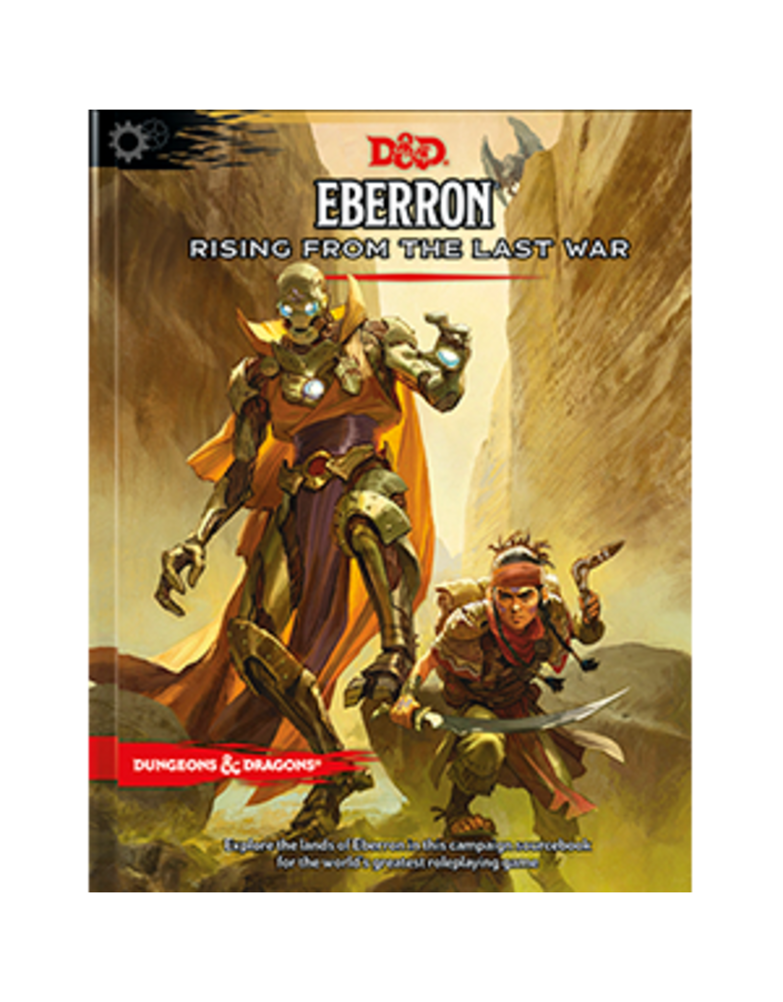 Wizards of the Coast DnD 5th Edition Eberron  Rising from the Last War (Hardcover)